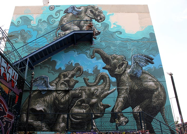 Incredible Work Of The Street Artists 6