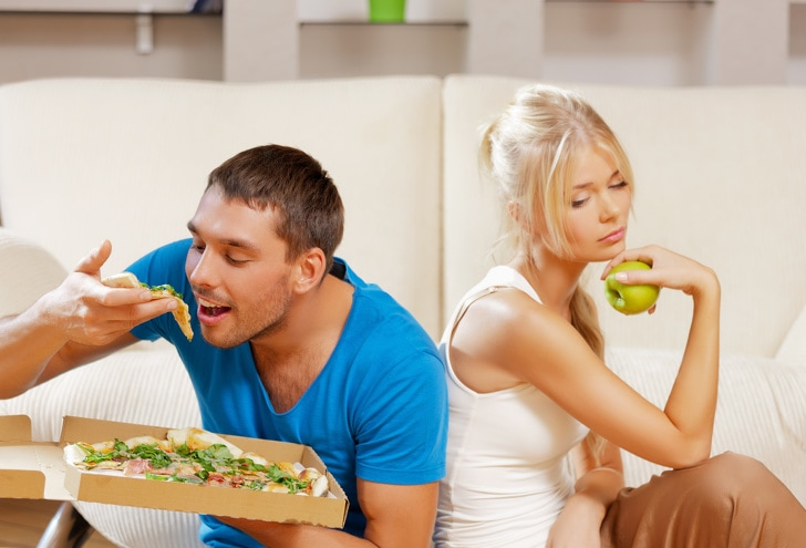 5 Best Facts That State The Couples Who Truly Love Each Other Gain Weight 2