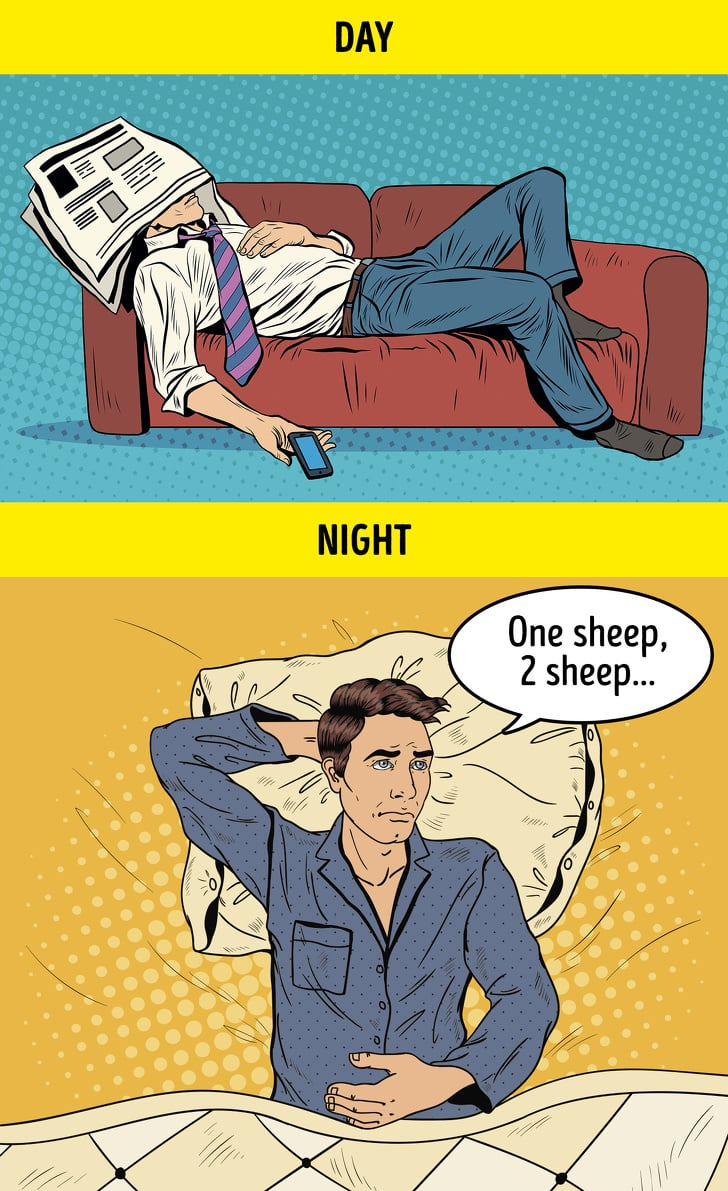 7 Facts That Might Be Ruining Your Sleeping Nights 1
