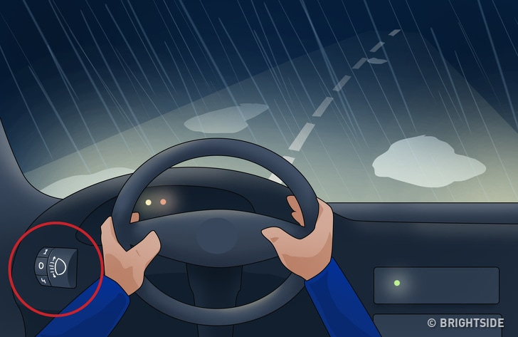 6 Best Driving Tips That Could Help You To Avoid The Car Accidents In The Worst Conditions 3
