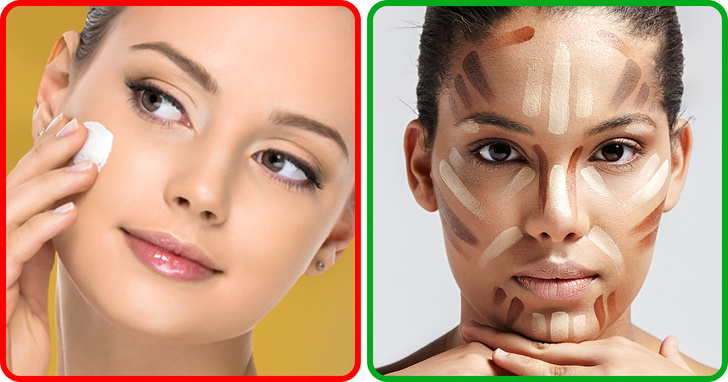 6 Best And Simple Makeup Tricks To Appear Beautiful 1
