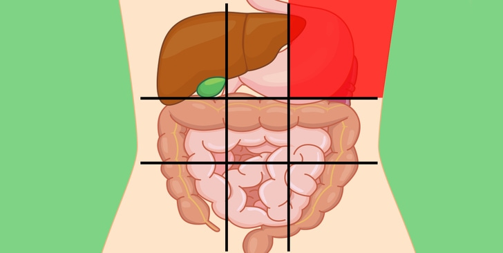 6 Belly Map Shares By The Doctor That Would Tell The Reason Why Your Stomach Is Hurt 2