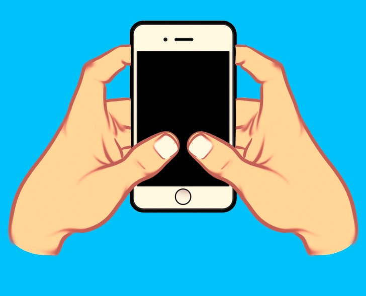 4 Best Facts Regarding Personality That Can Be Revealed By The Way Of Holding The Smart Phone 3