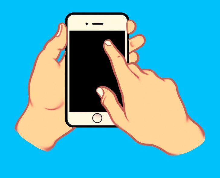4 Best Facts Regarding Personality That Can Be Revealed By The Way Of Holding The Smart Phone 4