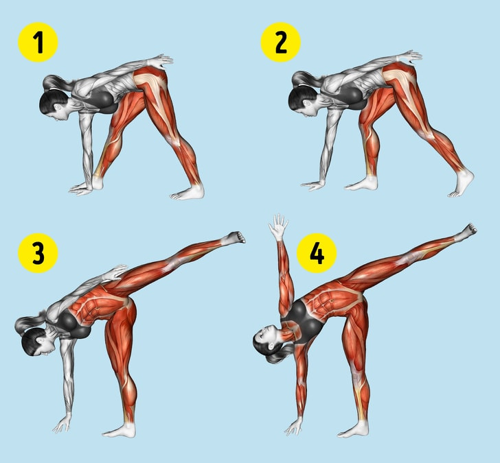 5 Best Morning Exercises To Provide Stretch In Your Body 6