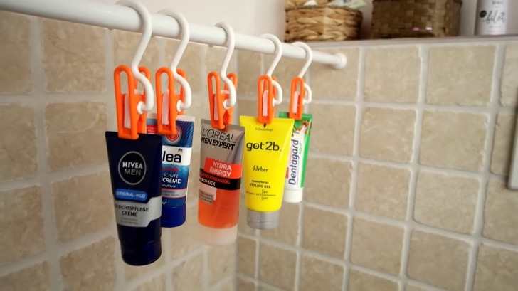 10 Best Bathroom Hacks That Would Help To Save The Day 9