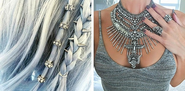 6 Best Ways By Which You Can Add Metallic Color To Your Outfit And Look Fabulous 3