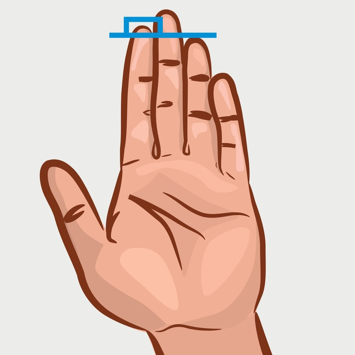 3 Best Things That The Length Of Finger Could Say About Your Personality 2