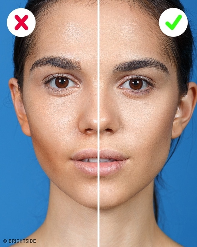 8 Best Makeup Tricks That We Have Tested With The Professionals 2