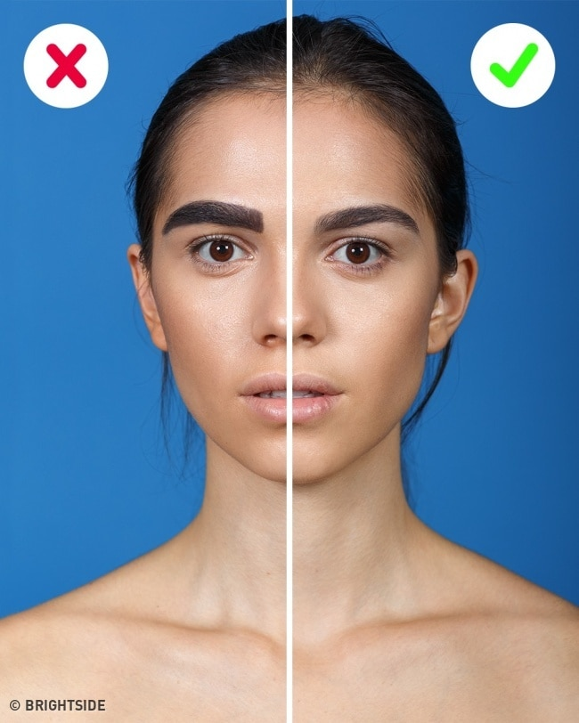 8 Best Makeup Tricks That We Have Tested With The Professionals 3