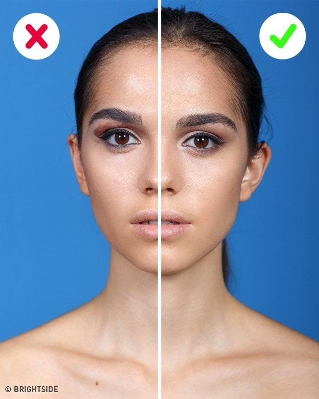 8 Best Makeup Tricks That We Have Tested With The Professionals 6