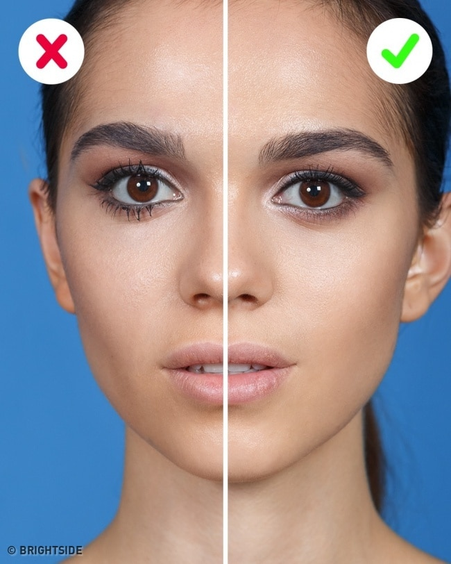 8 Best Makeup Tricks That We Have Tested With The Professionals 7