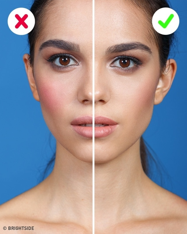 8 Best Makeup Tricks That We Have Tested With The Professionals 8