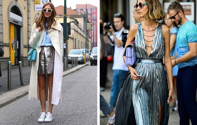 6 Best Ways By Which You Can Add Metallic Color To Your Outfit And Look Fabulous 4