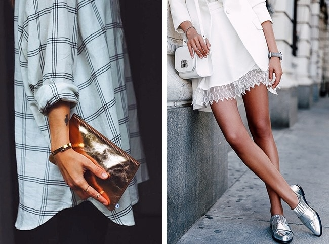 6 Best Ways By Which You Can Add Metallic Color To Your Outfit And Look Fabulous 5