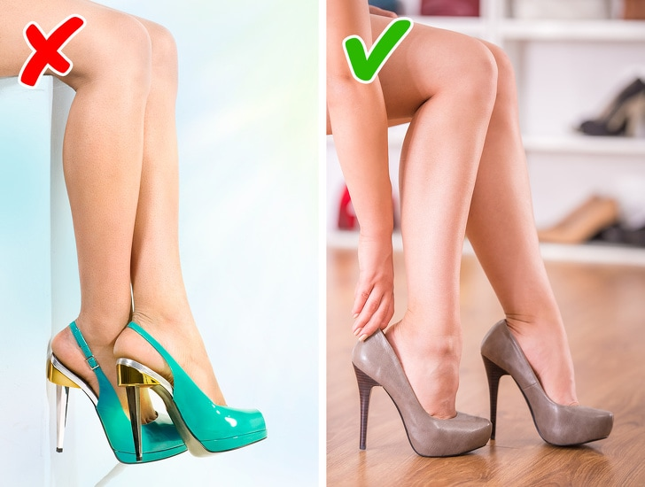5 Essential Rules To Choose High Heels To Forget The Pain 4