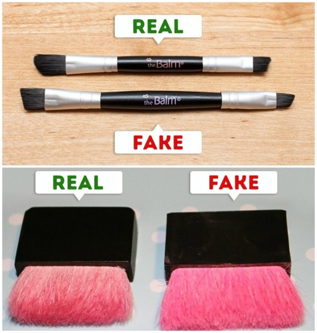 5 Best Tips By Which You Can Spot The Fake Designer Makeup 5