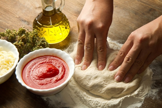 6 Secrets To Turn On The Preparation Of The Best Pizza 1