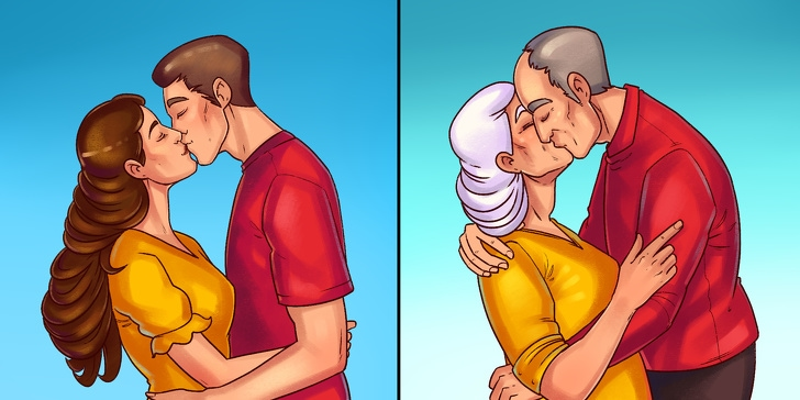 Kissing Every Day Can Help You Live Longer 3