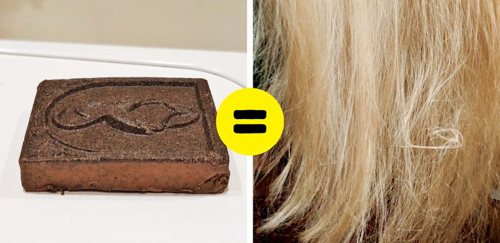 The Lady Shares The Ways To Repair Damaged Hair 5