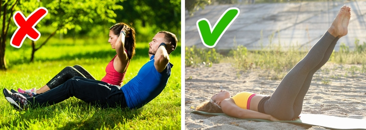 6 Popular Exercises Which Are Dangerous For Your Fitness Should Get Replaced 9