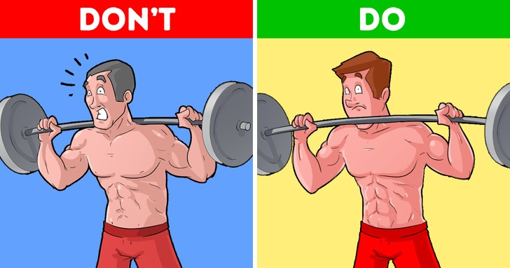 6 Big Mistakes We Make That Stops Us Building Up The Muscles 2